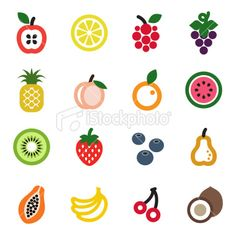 Fruit Vector Art