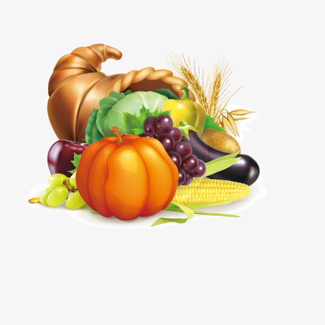 650x651 Fresh Fruits And Vegetables,vector Diagram,fresh Food Distribution