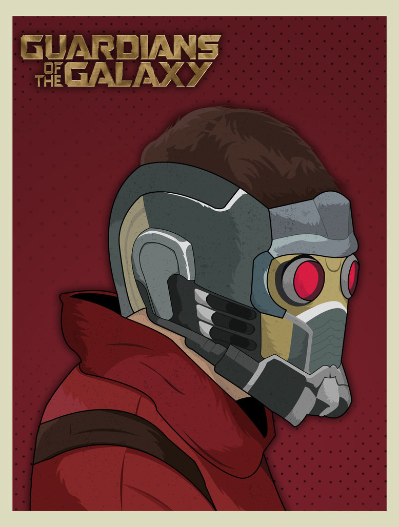 778x1028 Guardians Of The Galaxy Vector Illustration By S0nic 22