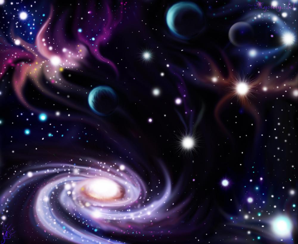 1000x819 Art~galaxy Of The Broken Reality~ By Liraallei