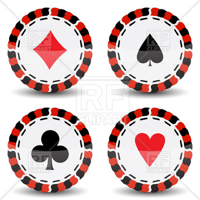 400x400 Casino Gambling Chips Vector Image Vector Artwork Of Sport And