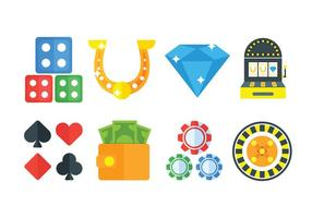 286x200 Gambling Free Vector Art