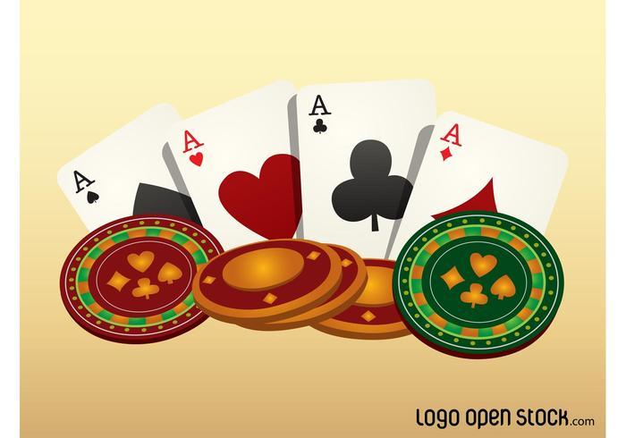 700x490 Gambling Vector