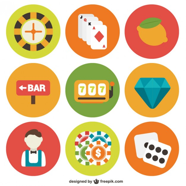 626x626 Gambling Icon Pack Vector Free Download