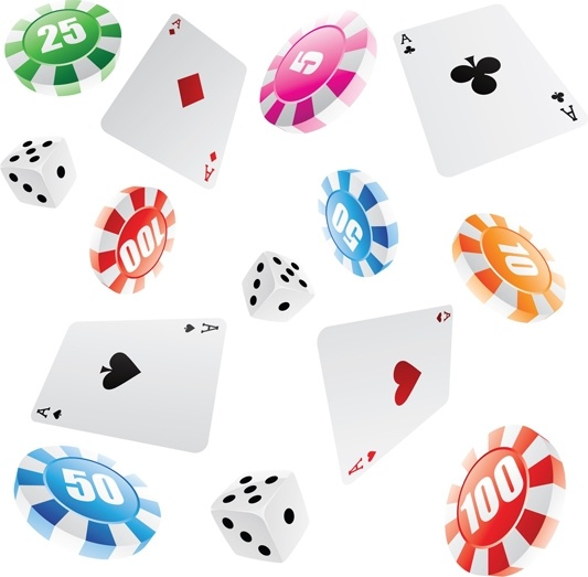 533x523 Leisure And Gaming Gambling Vector Free Vector In Adobe