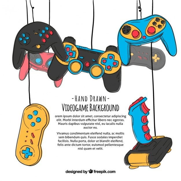 626x626 Game Console Vectors, Photos And Psd Files Free Download