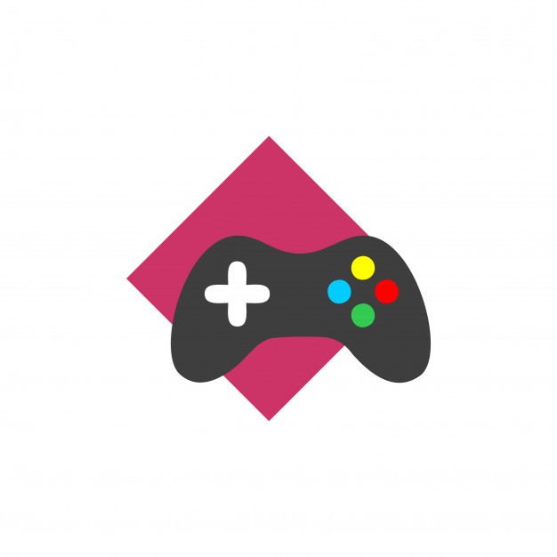 626x626 Gaming Controller Icon Vector Premium Download