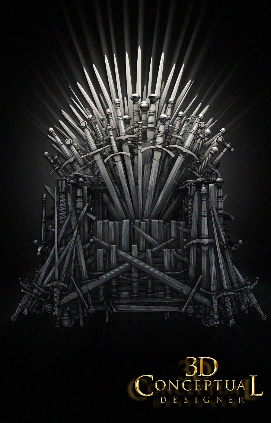 898x1400 3dconceptualdesignerblog Project Review Game Of Thrones Season 3
