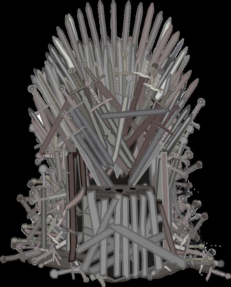 800x990 Iron Throne By Sadlylover