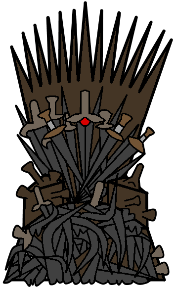 356x582 Throne Clipart Game Thrones ~ Frames ~ Illustrations ~ Hd Images