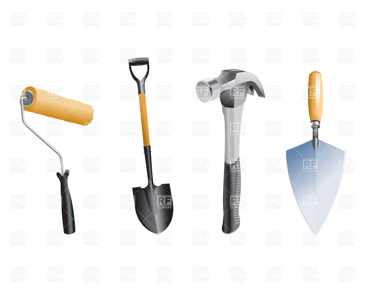 1200x960 Gardening Tools Vector Image Vector Artwork Of Objects Mylisa