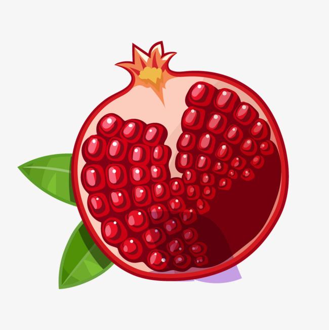 650x651 Garnet Red Fruit, Red, Fruit, Garnet Png And Vector For Free Download