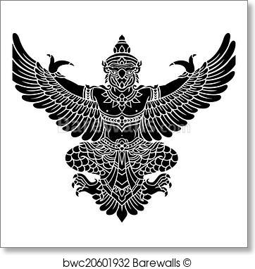The Best Free Garuda Vector Images Download From 37 Free Vectors