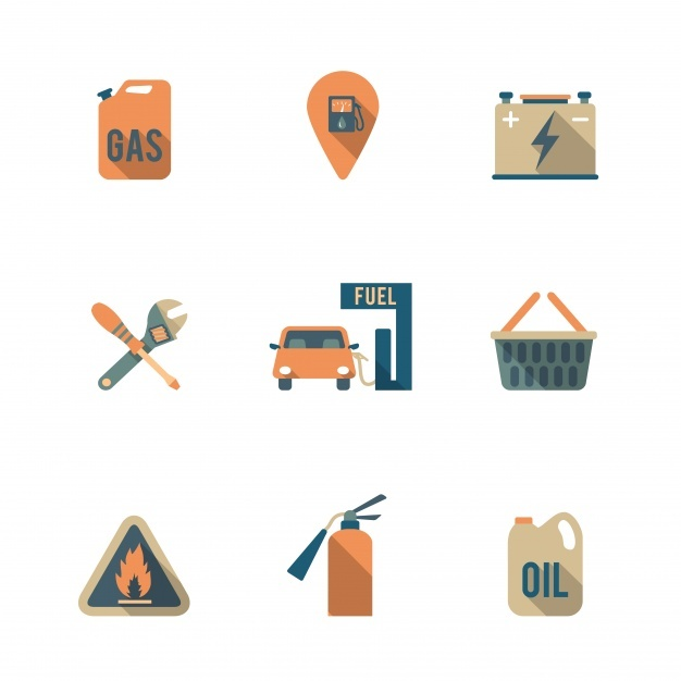 626x626 Gas Station Vectors, Photos And Psd Files Free Download