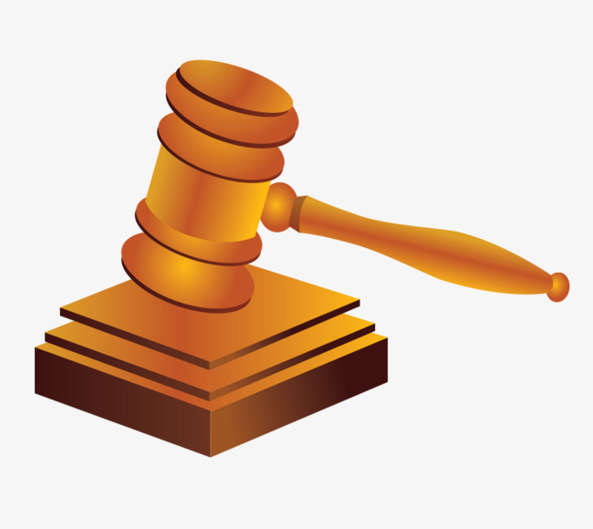 650x580 Vector Wooden Gavel, Wooden, Cartoon, Fair And Just Png And Vector