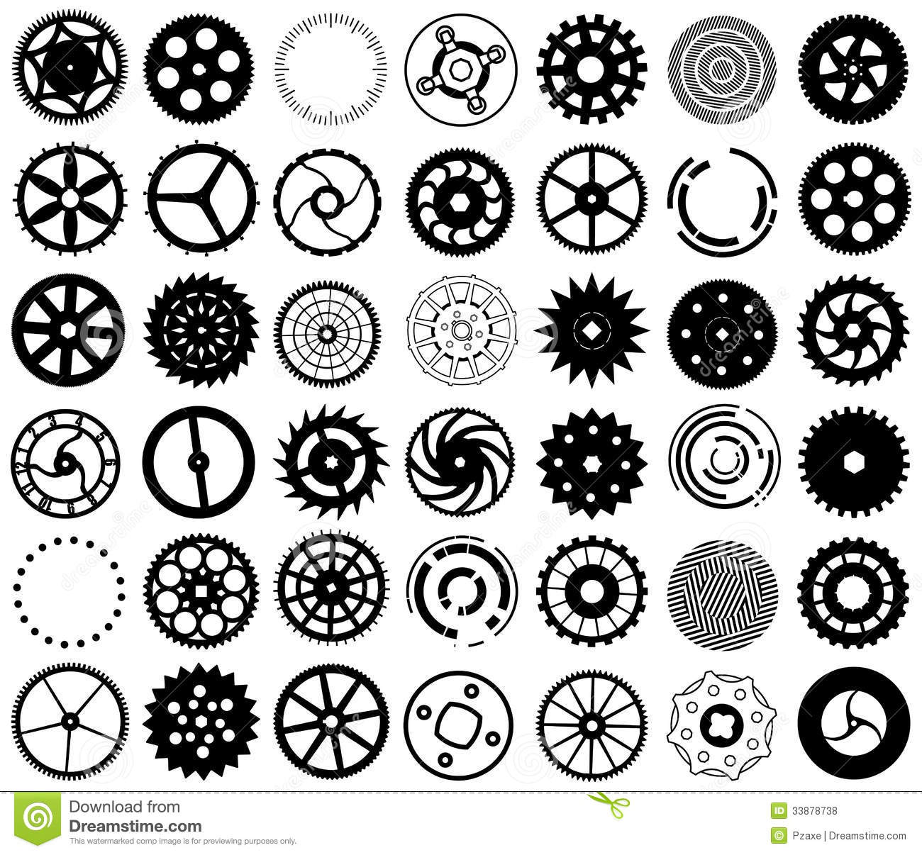 Gear Vector Art at GetDrawings com | Free for personal use