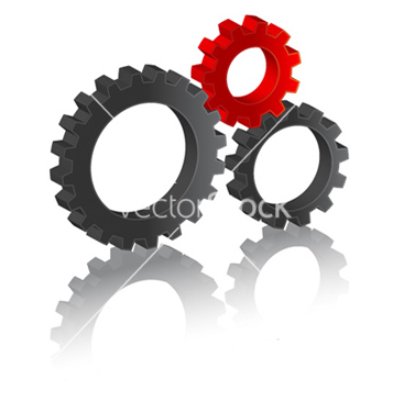 357x376 Free Business Gears Vector Free Vector Download 262445 Cannypic
