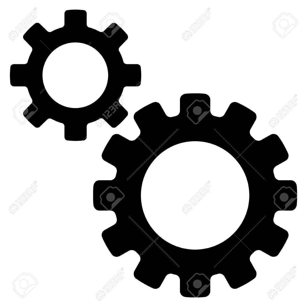 1300x1300 Free Gear Vector Icon 342613 Download Gear Vector Icon