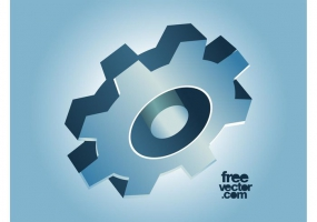 285x200 3d Gear Free Vector Graphic Art Free Download (Found 3,181 Files