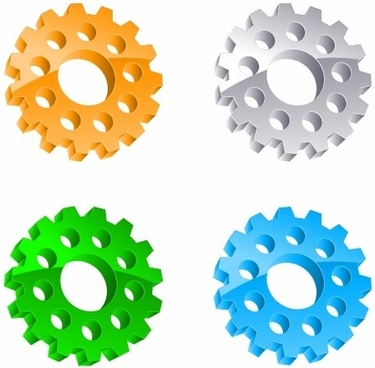 375x368 Gear Free Vector Download (582 Free Vector) For Commercial Use
