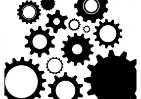 285x200 Gear Vectors Free Vector Graphic Art Free Download (Found 786
