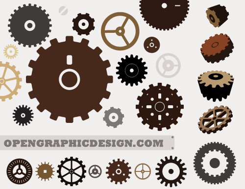 500x386 Images Of Gear Vector Illustrator