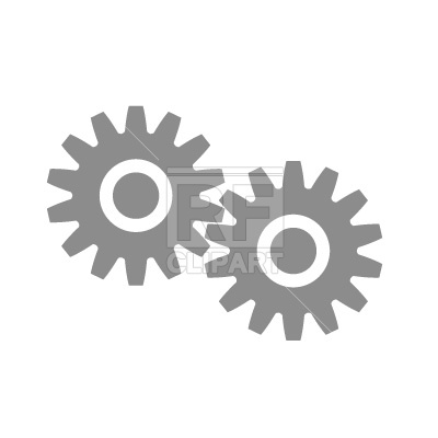400x400 Machine Gear Wheel Free Vector Image Vector Artwork Of