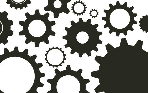 600x380 Random Free Vectors Part 10 Gears