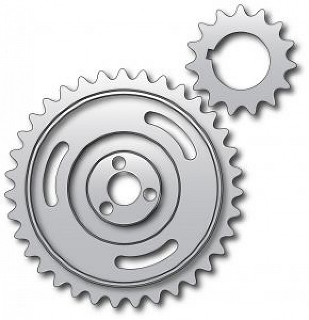 605x626 Vector Gears Photo Free Download