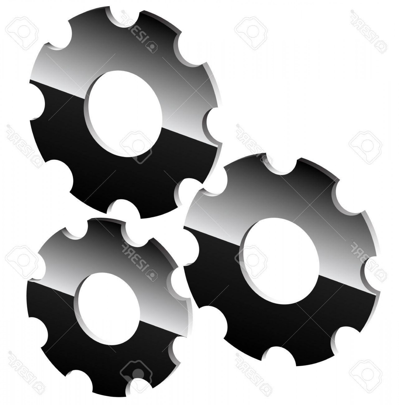 1534x1560 Photostock Vector Various Gear Wheel Rack Wheel Vector Graphics