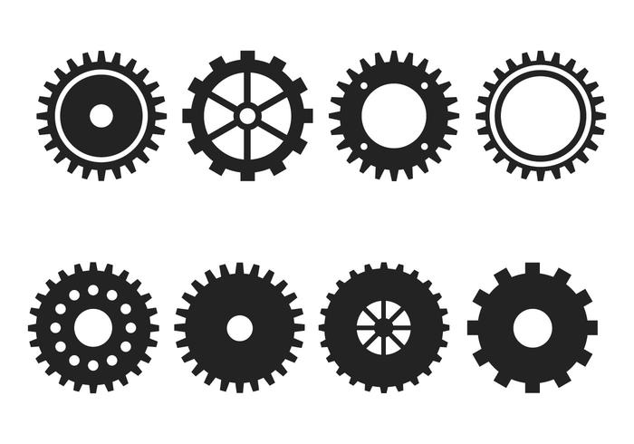 700x490 Free Gear Wheels Vector