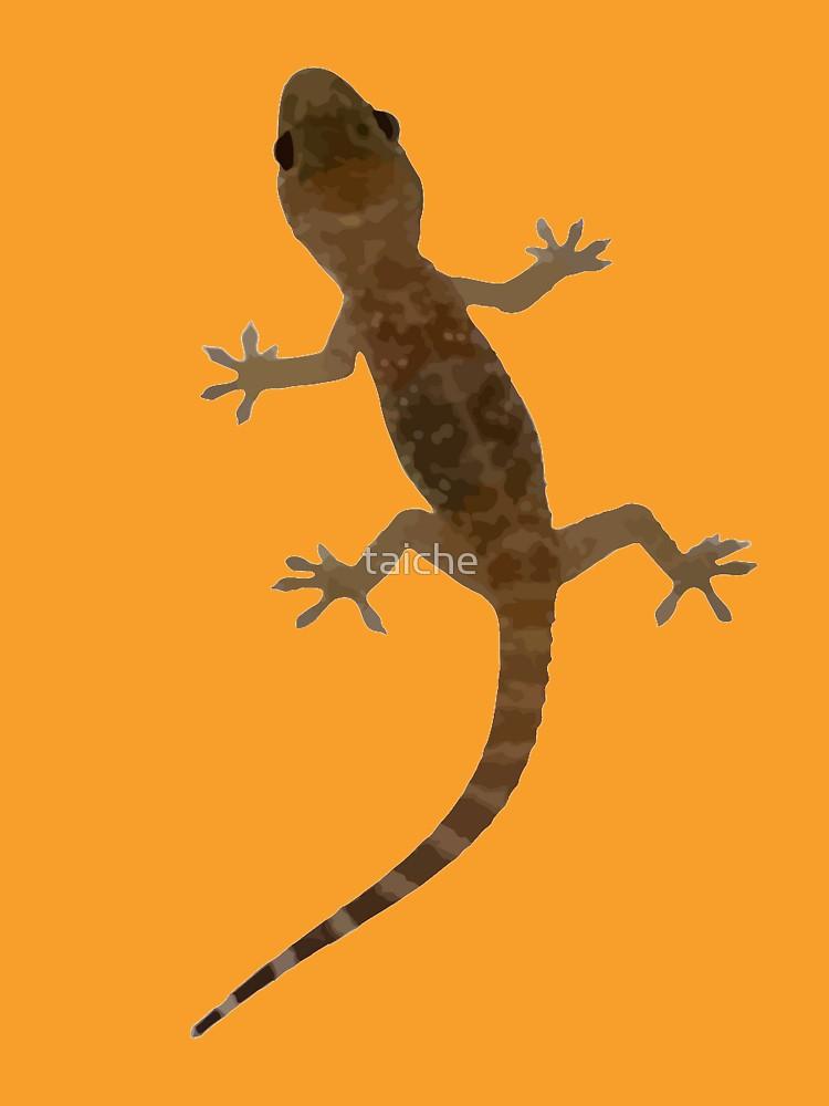 750x1000 Mediterranean House Gecko Vector Unisex T Shirt By Taiche Redbubble