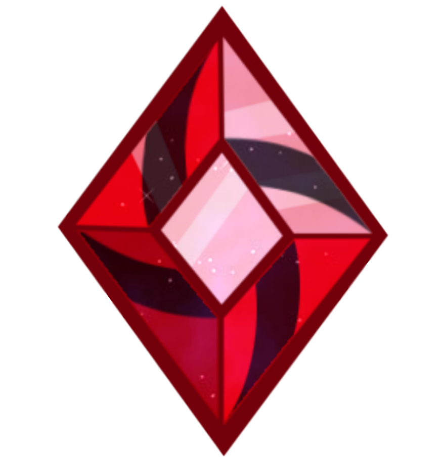 874x915 Alicorn Amulet Gem Vector (Phantom Ruby Style) By Venjix5 On