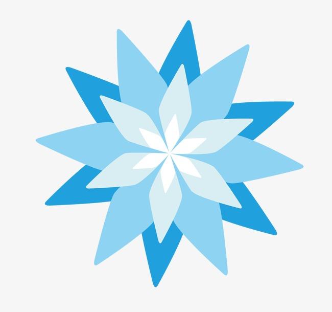 650x610 Vector Geometric Flower, Geometric Vector, Flower Vector