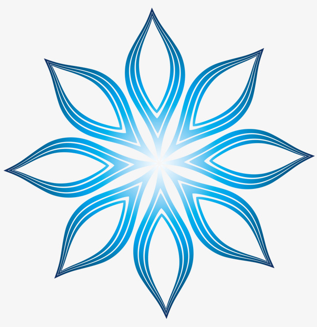 650x670 Flower Vector, Blue, Blue Flowers Png And Vector For Free Download
