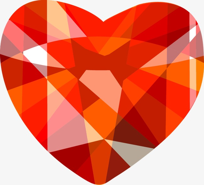 650x590 Abstract Geometric Shapes Heart Shaped Pattern, Abstract, Geometry