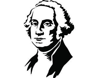 340x270 George Washington Svg Etsy