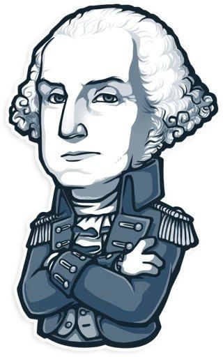 320x512 George Washington Vector Graphic In 2018 Illustrations