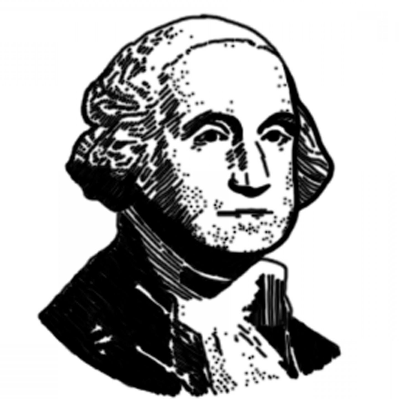 1440x1440 George Washington Clipart Black And White Geekchicpro