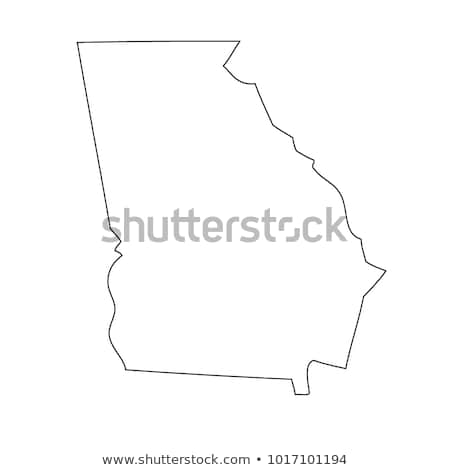 Map Of Georgia Outline.Georgia Outline Vector At Getdrawings Com Free For Personal Use
