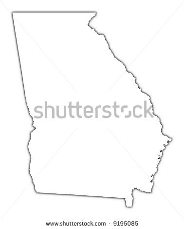 State Of Georgia Vector At Getdrawings Com Free For Personal Use