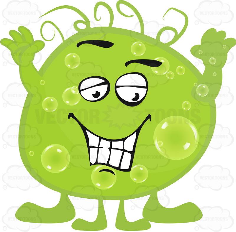 800x787 Sick Clipart Germ