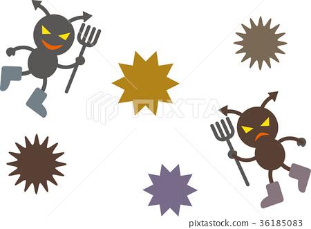 450x331 Bacterium, Germ, Vector