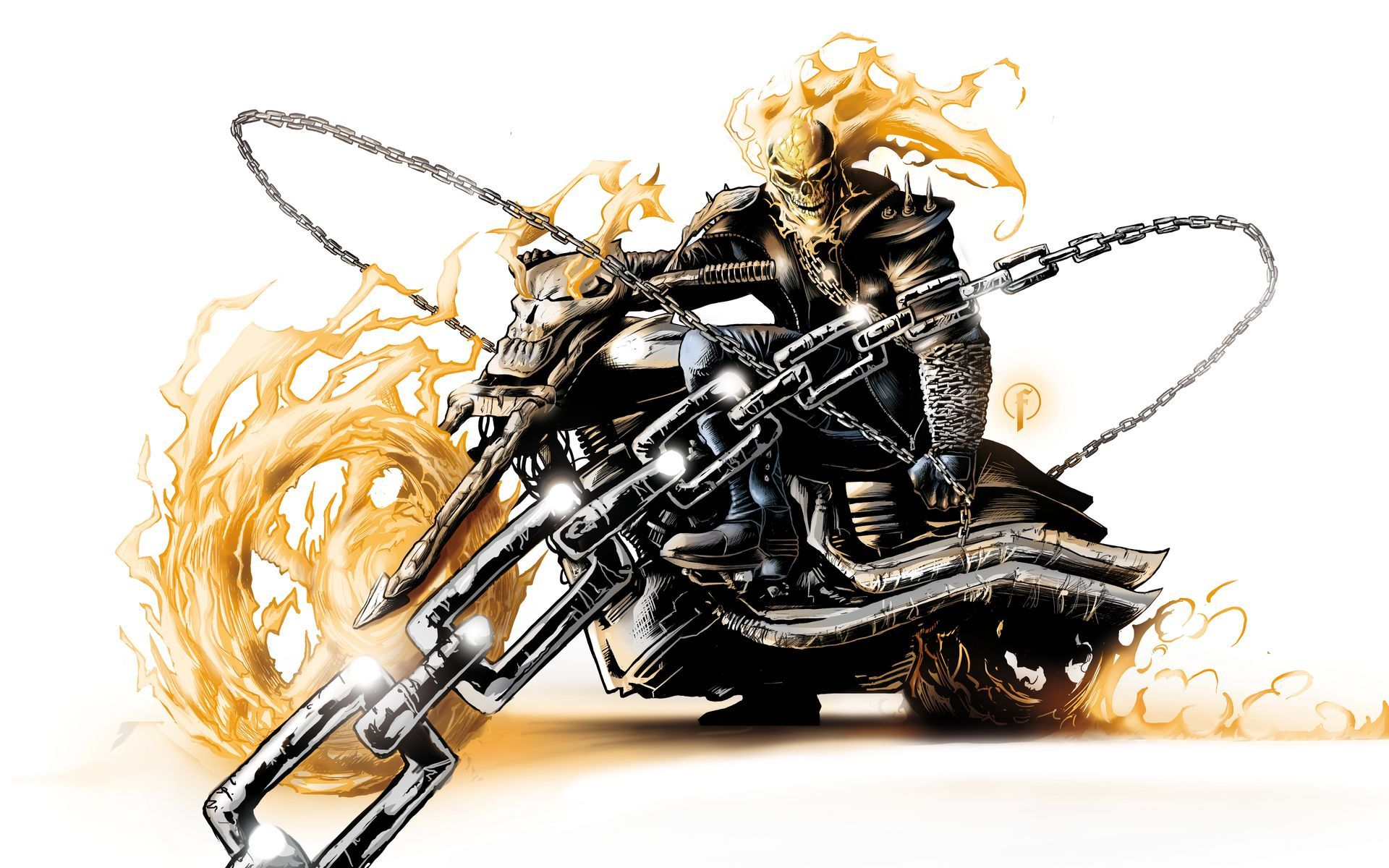 1920x1200 Ghost Rider Wallpapers
