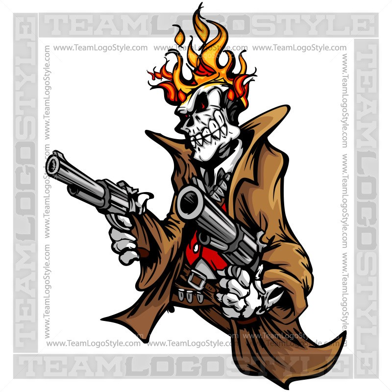 800x800 Ghostrider Cartoon