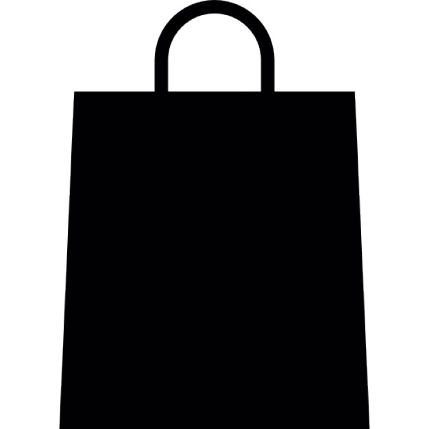 626x626 Free Shopping Bag Icon Vector 296966 Download Shopping Bag Icon