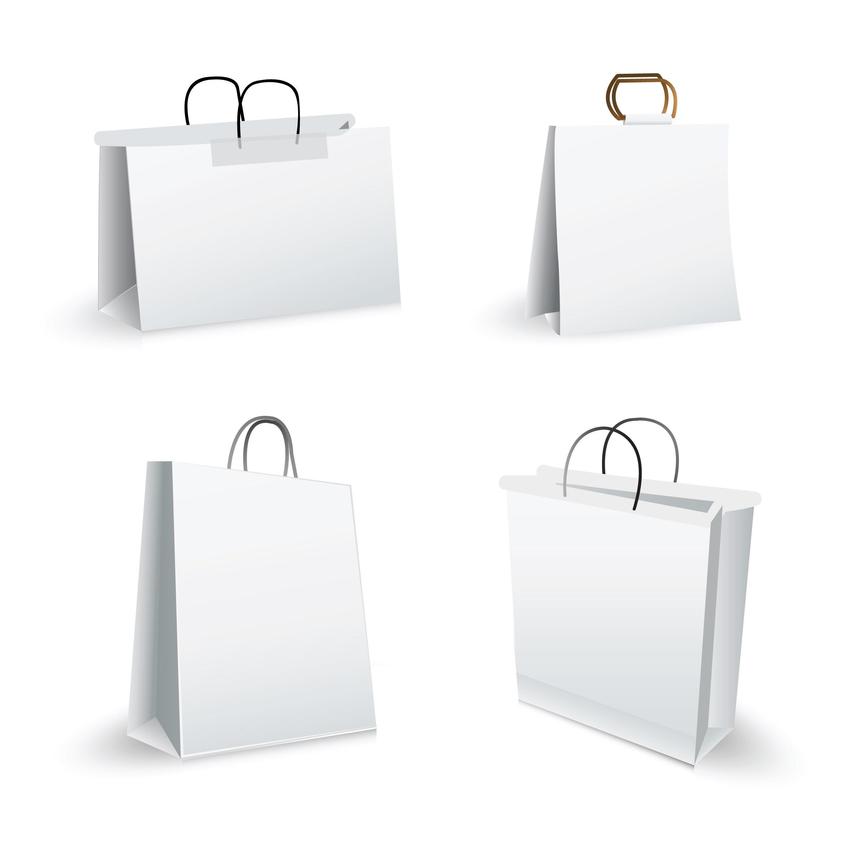 2480x2480 Gift Bag Vector