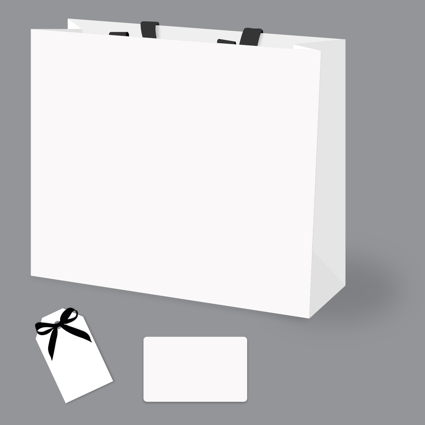 1400x1400 Tutorial Making A Vector Gift Bag, Card And Tag In Illustrator