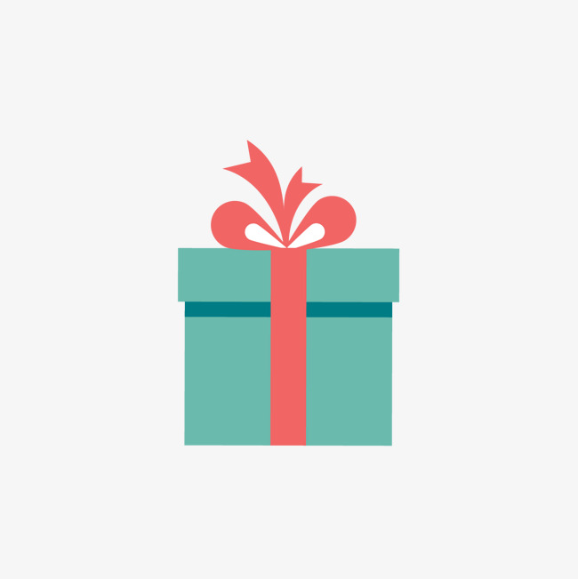 650x651 Cartoon Birthday Gift Small Gift Box Vector Png, Cartoon Vector