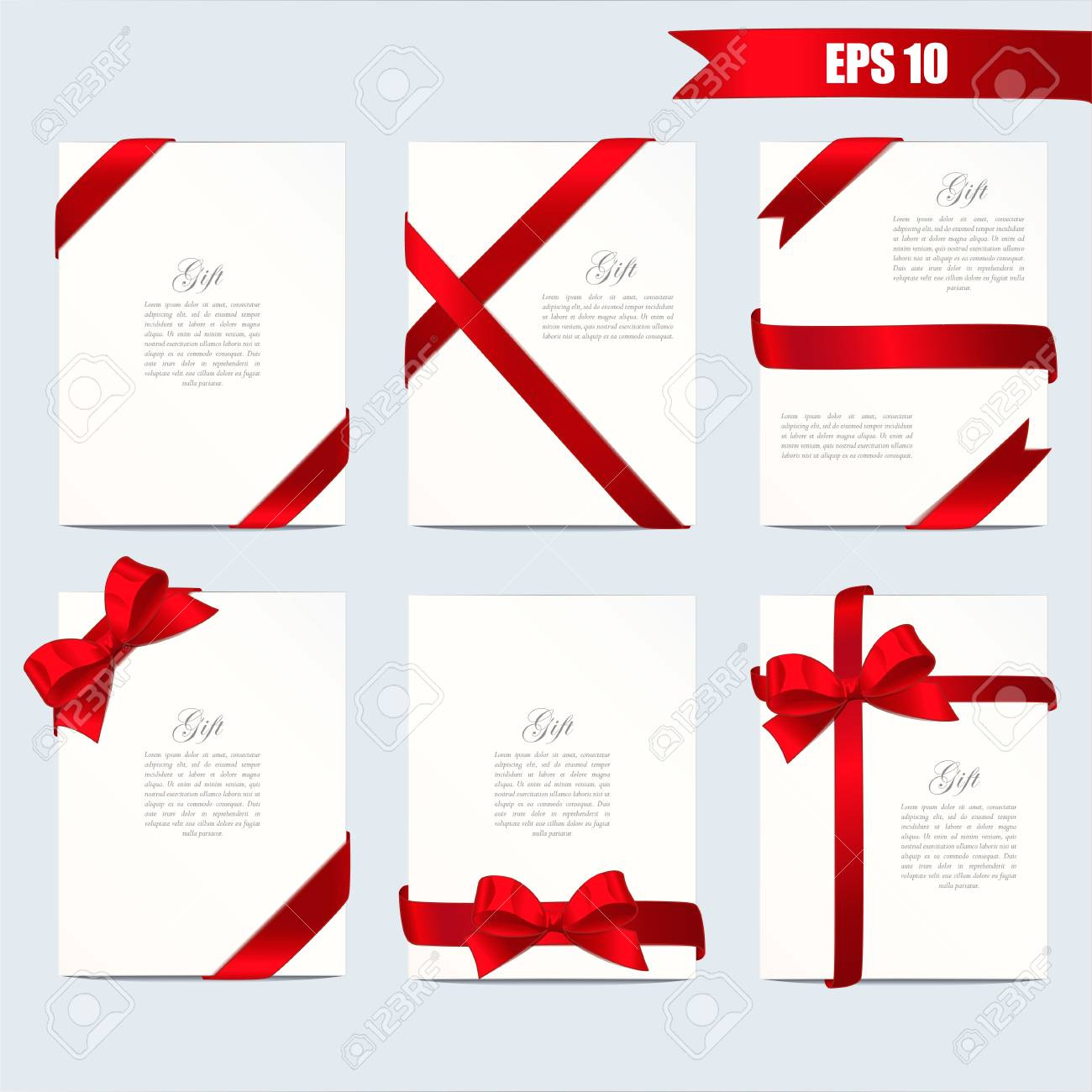 gift card template vector at getdrawings com free for personal use
